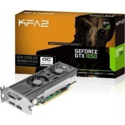 KFA2 GeForce GTX 1050 2GB (50NPH8DSP2MK)