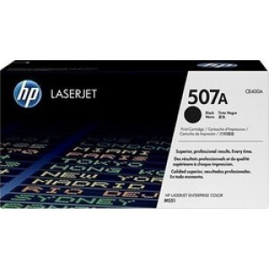 HP 507A Black Toner (CE400A)
