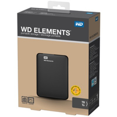 Western Digital Elements 500GB
