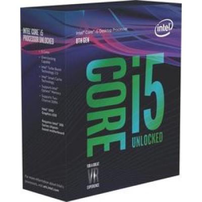 Intel Core i5-8600K Box