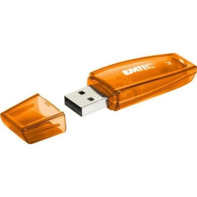 Emtec C410 Color Mix 2.0 4GB USB 2.0 Orange