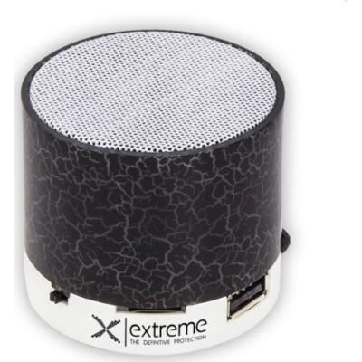 Esperanza Extreme Ηχείο Bluetooth 3W με Ραδιόφωνο Black