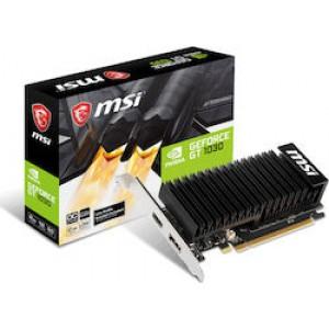 MSI GeForce GT 1030 2GB (GT 1030 2GHD4 LP OC)