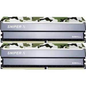 G.Skill Sniper X Classic Camo 16GB DDR4-2400MHz (F4-2400C17D-16GSXF)