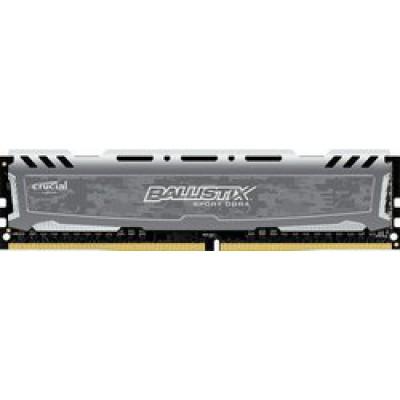 Crucial Ballistix Sport LT 4GB DDR4-2400MHz (BLS4G4D240FSB)