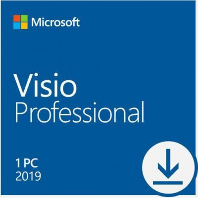 Microsoft Visio Professional 2019 ESD Download
