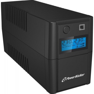 Powerwalker VI 650SE LCD