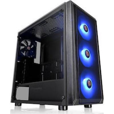 Thermaltake Versa J23 Tempered Glass RGB Edition