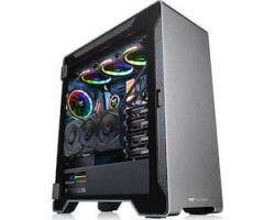 Thermaltake A500 Aluminum Tempered Glass Edition