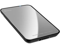 "Sharkoon QuickStore Portable 2.5"" SATA Silver"