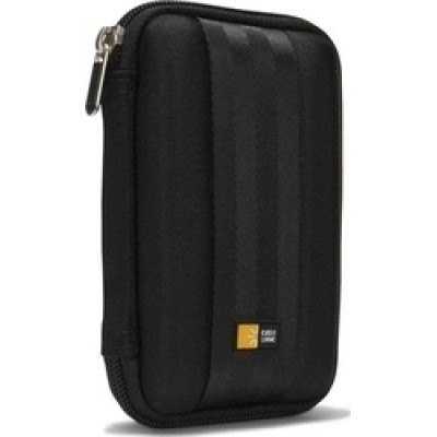"Case Logic Portable Hard Drive Case Black 2.5"""