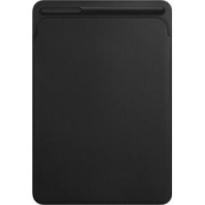 """Apple Leather Sleeve (iPad Pro 2017 10.5"""") Black"""