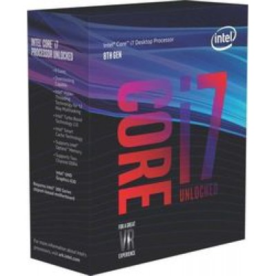 Intel Core i7-8700K Box