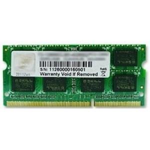 G.Skill 8GB DDR3-1333MHz (F3-10666CL9S-8GBSQ)