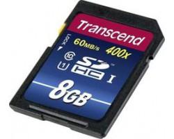 Transcend Premium SDHC 8GB U1