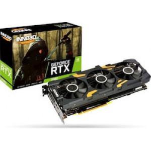 Inno 3D GeForce RTX 2080 8GB Gaming OC X3 (N20803-08D6X-1180VA24)