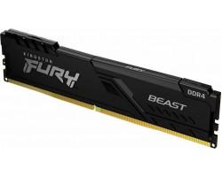 Kingston Fury Beast 16GB DDR4 RAM 3000MHz (KF430C16BB/16)