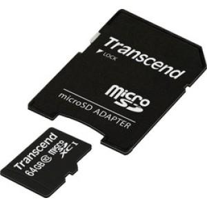 Transcend Premium 300x SDXC 64GB Class 10