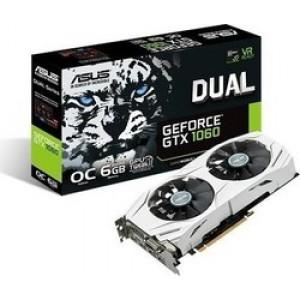 Asus GeForce GTX1060 6GB Dual OC (DUAL-GTX1060-O6G)