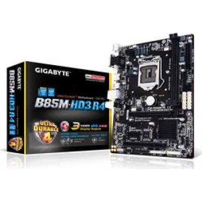 Gigabyte B85M-HD3 R4 (rev. 1.0)