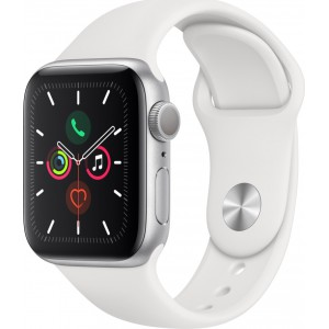 Apple Watch Series 5 Aluminium 40mm (White)