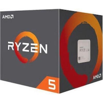 AMD Ryzen 5-Ryzen 5 2600X with Wraith Max Cooler Box