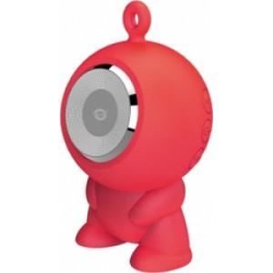 Conceptronic Wireless Bluetooth Waterproof Speaker (CSPKBTWPHF)  Red