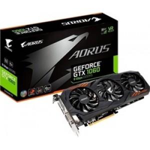 Gigabyte GeForce GTX 1060 6GB Aorus (GV-N1060AORUS-6GD)