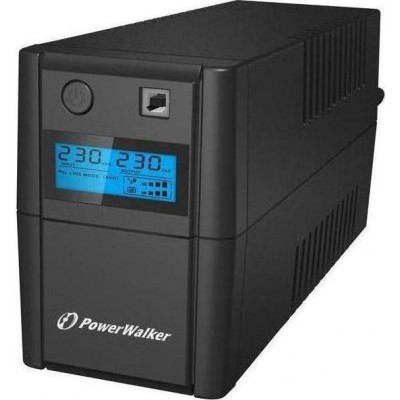Powerwalker VI 650 SE LCD/IEC