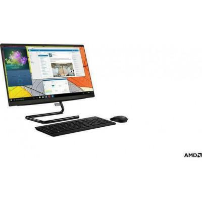 Lenovo IdeaCentre AIO 3 22ADA05 (Ryzen 3-3250U/8GB/512GB/W10) Black US Keyboard