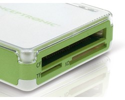 Conceptronic Card Reader USB2.0 + 3xUSB Hub (CCOMBOGR)