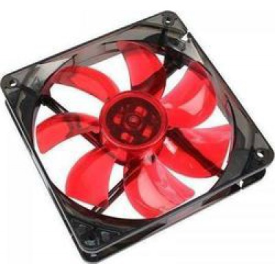 Cooltek Cooltek Silent Fan 120 Red LED