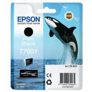 Epson T7601 Photo Black (C13T760140)