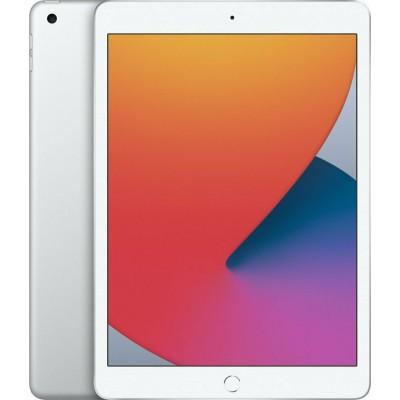 """Apple iPad 2020 10.2"""" με WiFi+4G και Μνήμη 128GB Silver"""