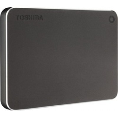 Toshiba Canvio Premium 1TB Grey Metallic
