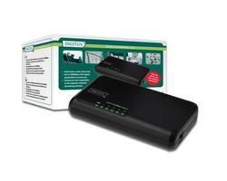Digitus DN-50012 Fast Ethernet N-Way 5-port desktop switch