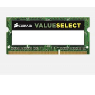 Corsair Value Select 8GB DDR3-1600MHz (CMSO8GX3M1A1600C11)