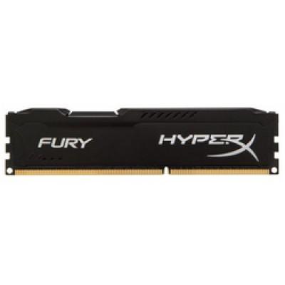 Kingston HyperX Fury Black 8GB DDR3-1333MHz (HX313C9FB/8)