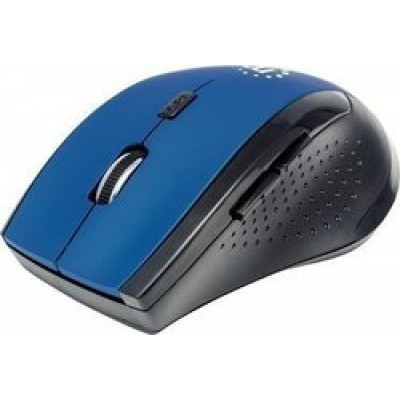 Manhattan Curve Wireless Optical Mouse