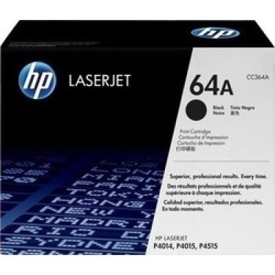 HP 64A Black Toner (CC364A)