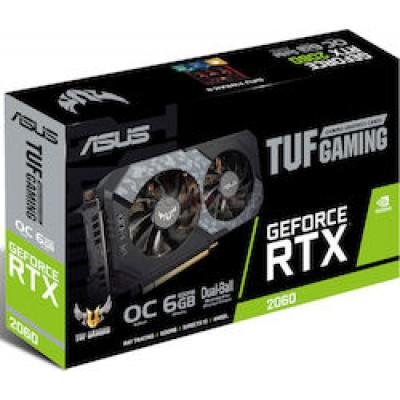 Asus GeForce RTX 2060 6GB TUF Gaming OC