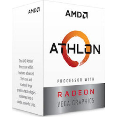 AMD Athlon 240GE 3.5GHz 4MB Box