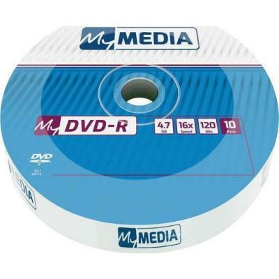 Verbatim My Media DVD-R 4.7GB 10 pieces