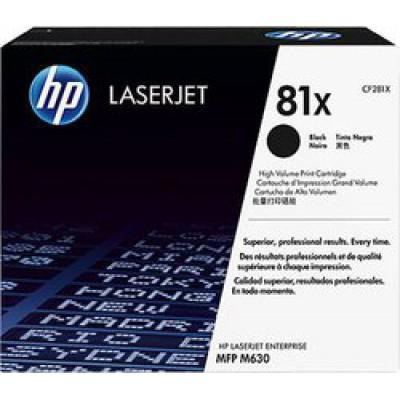 HP 81X Black High Yield (CF281X)
