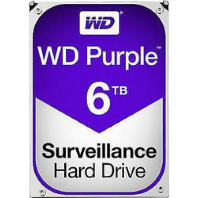 Western Digital Purple HDD 6TB