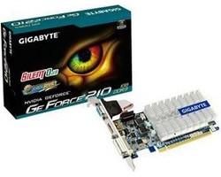 Gigabyte GeForce 210 1GB Silent (GV-N210SL-1GI)