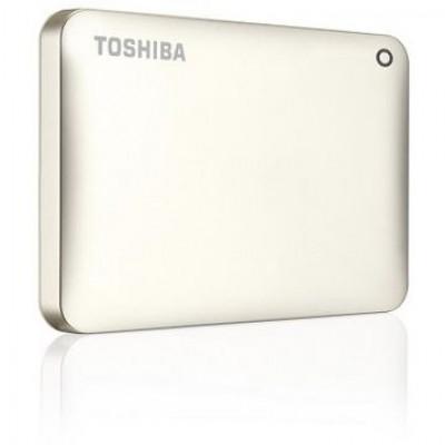 Toshiba Canvio Connect II 2TB GOLD