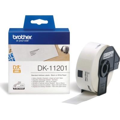 Θερμικό χαρτί Brother DK11201 29x90mm