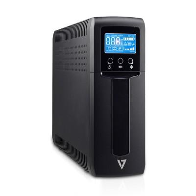 V7 1500VA UPS TOWER LCD