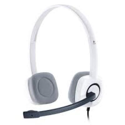 Logitech Headset H150 White
